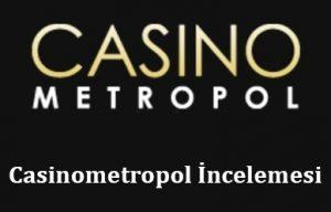 Casinometropol İncelemesi