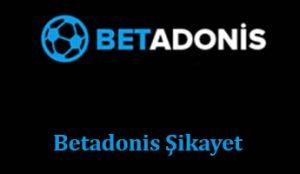 Betadonis Şikayet
