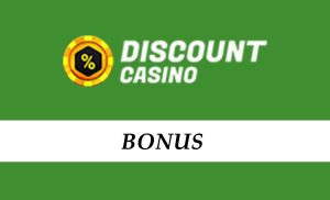DiscountCasino Bonus